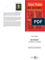 Budismo (Watts)