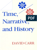 Carr Time, Narrative, And History