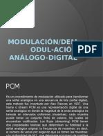 Modulación Por Impulsos Codificados (PCM)