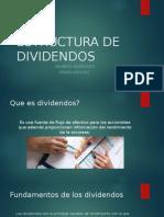 Estructura de Dividendosv