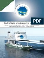 SMTF, Ship to Ship Bunkering