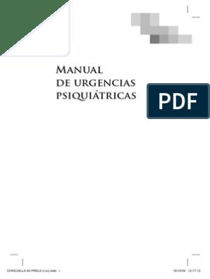 De Manual Manual De De Manual Urgencias Urgencias Urgencias Psiquiátricas De Manual Psiquiátricas Psiquiátricas dQCtrsh