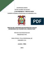 Universidad Andina Portada Del Perfil
