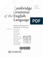 The Cambridge Grammar of the The Cambridge grammar of the English language.pdf Language