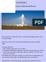 CHAPTER 1 Introduction to Electrical Power