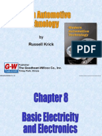 CHAPTER 08basic Electricty and Electronics