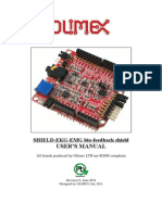 Arduino Shield Ecg Emg