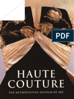 The Metropolitan Museum Of Art New York - Haute Couture.pdf