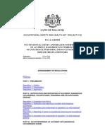 NADOOPOD Regulations 2004