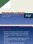 2010 Pharma Diuretics