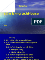 CB Acid Baze