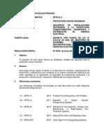 Pliego Tecnico Normativo-RPTD08 Proteccion Contra Incendios