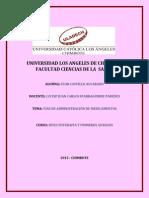 Tarea Inyectoterapia Flor Castillo