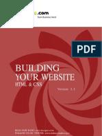 Guide Building Website