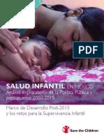 Salud Infantil en Mexico