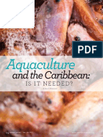 Aquaculture and the Caribbean