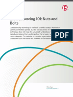Load Balancing 101 Nuts and Bolts