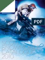 SCOTT Snowmobile 2010 Sweden