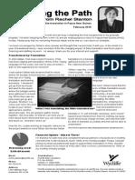 Newsletter February 2015