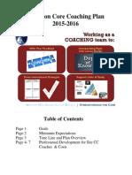 Common Core Coaching Plan 2015-2016 (1)
