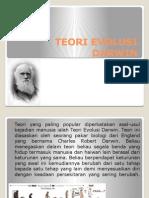 Teori Evolusi Darwin