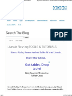 Flashing TOOLS & TUTORIALS - Its All About Android