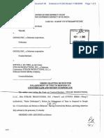 Silvers v. Google, Inc. - Document No. 45