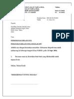 Kertas Kerja Lawatan PK 2015