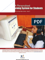 EI WP Series 3 - Adaptive Learning Program for Students