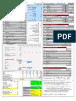 Finance Strategy Cheat Sheet