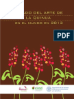 """BAZILE D. Et Al. (Editores), 2014. """"Estado Del Arte de La Quinua en El Mundo en 2013"""". FAO (Santiago de Chile) y CIRAD (Montpellier, Francia), 724 Páginas. _R.R.M.C."""