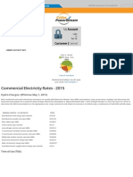 General - Demand < 50 kW, Time of Use