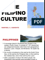Filipino Culture(1)