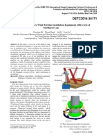 Detc2014-34171 Design and Evaluation of a Passive Ankle Prosthesis
