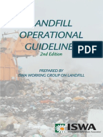 ISWA Landfill Operational Guidelines 2nd Edition
