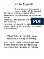 NLRC Appeal