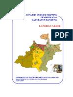 Budget Mapping Pendidikan