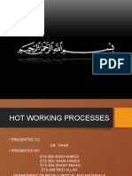 Hot Working Processes