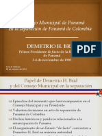presentaciondhbridysucesos3y4noviembre1903-121111150046-phpapp01