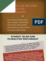 Tugas Agama Pluralisme