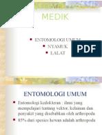 ENTOMOLOGI MEDIK