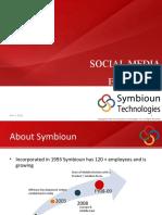 Symbioun's Social Media Capabilities