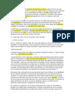 Analisis Cronica de Una Muerte Anunciada