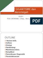 Askep Gigantisme Dan Akromegali