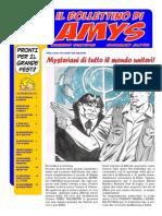 Il Bollettino Di Amys Nr. 22-2015