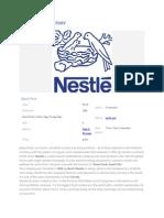 Nestle Success Story