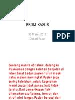 Contoh kasus PBL / BBDM medis