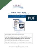 Scientific Writing 1