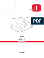 MB-2 Service Manual_ENG