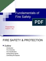 Fundamentals of Fire